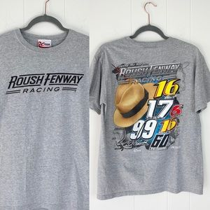 Chase Authentics Roush Fenway Racing Nascar Tee M